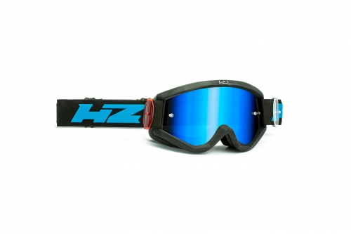 GMZ3  BLACK MAT/BLUE MX-DH-MTB
