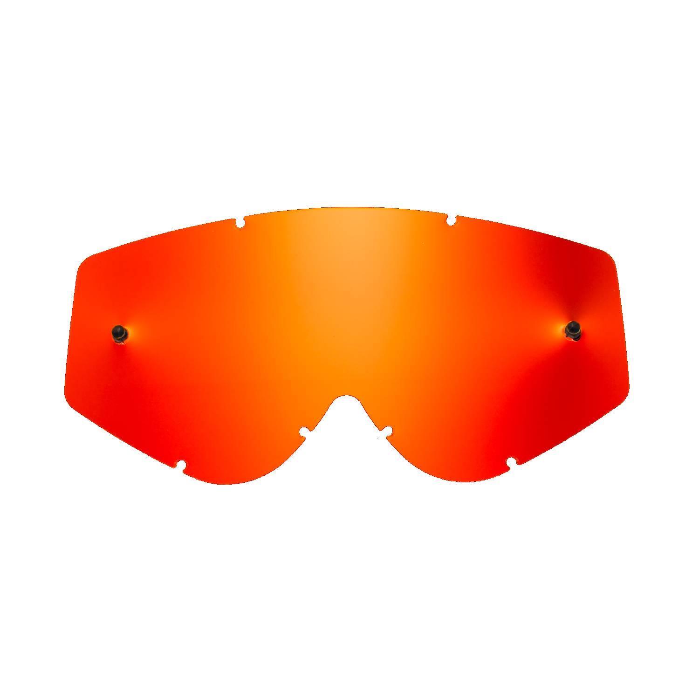 HZ GMZ 3 / GMZ 2 / GMZ / Neox SE-411134-HZ lenti di ricambio per maschere di colore rosso