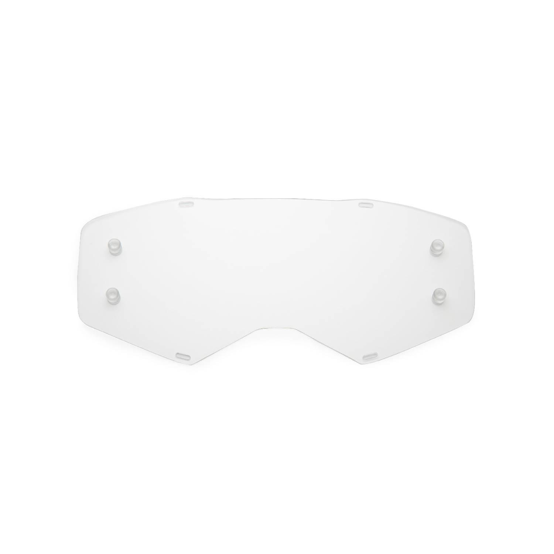 Lente di ricambio trasparente compatibile per occhiale/maschera Scott Prospect
